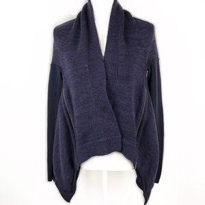 Lululemon Cozy Wrap It Up Sweater Merino Wool 8